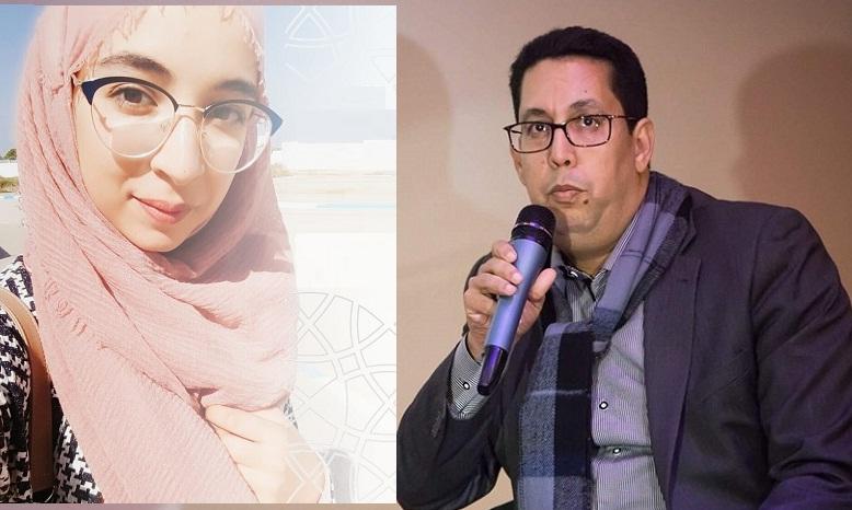 سجال بين الفتاة فردوس والمحلل السياسي عمر الشرقاوي عن التقاعد الاستثنائي لبنكيران