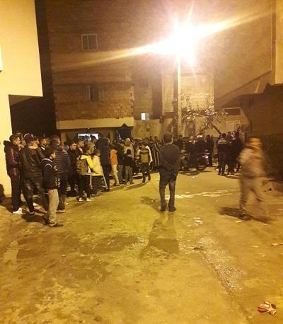 بالصور والفيديو.. الأمن يلقي القبض على جانحين سرقا وخربا وأشعلا النار في محل خياطة بحي الرحمة بسلا