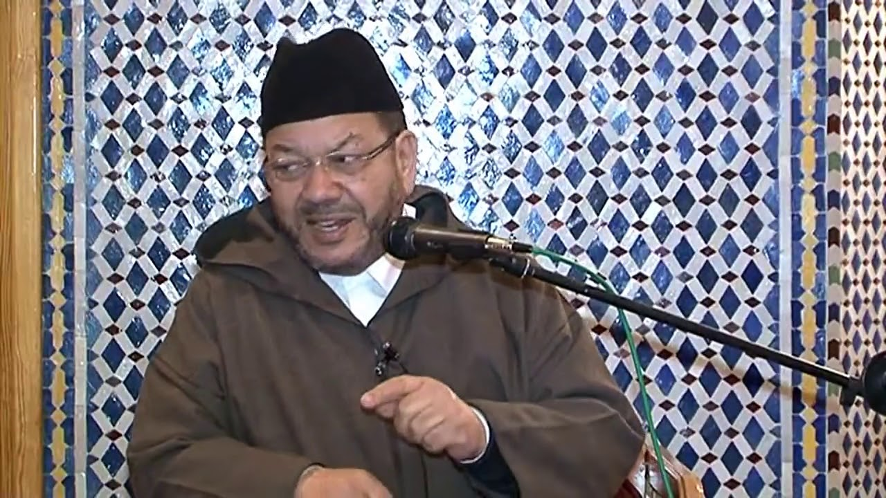 الحجاب دليل الثبات على الإيمان في مجتمع يحارب الفضيلة - الشيخ مصطفى بنحمزة