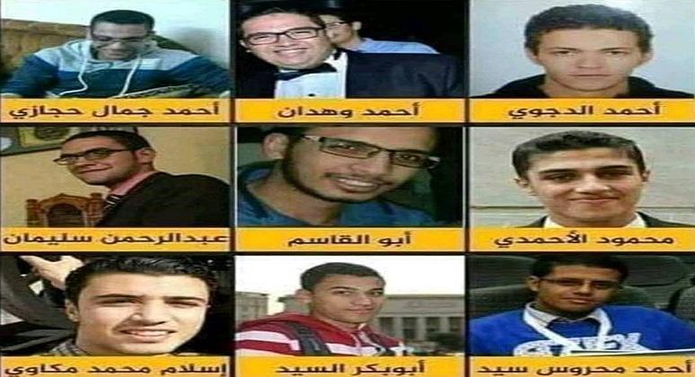 محامي مصري: إعدام الشباب التسعة جرى دون نظر وجوبي بالتماسات قانونية
