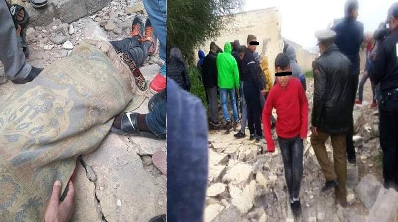 مديرية التعليم بفاس تؤكد خبر وفاة التلميذين بعد انهيار السور الخلفي لمدرسة محمد بن عبد الكريم الخطابي