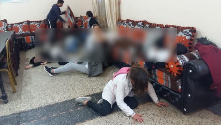 الجمعية المغربية لضحايا الإدمان والمخدراتتدخل على خط هستيريا التلميذات