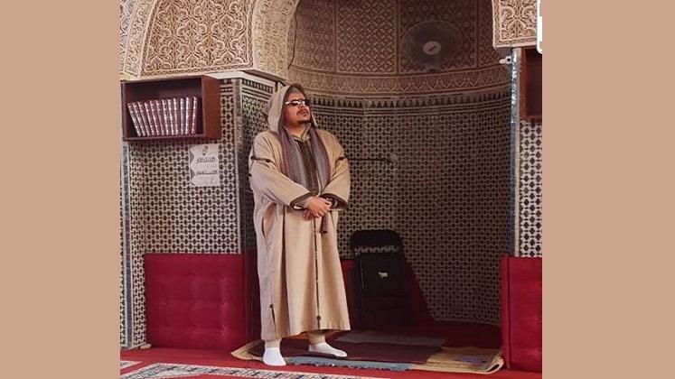 الشيخ عمر القزابري يكتب: فِي مِحْرَابِ أَبِي....!!
