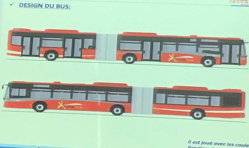 حافلات نقل الركاب الجديدة لمدن سلا الرباط تمارة لن ترى النور إلا في الصيف المقبل
