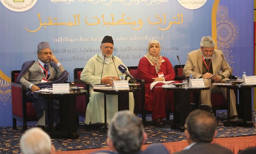 """الاتحاد العالمي لعلماء المسلمين يشارك في تنظيم مؤتمر عن """"التراث الإسلامي"""" في الدار البيضاء"""