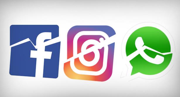 انقطاع فيسبوك وإخوته.. اختراق خارجي أم مشكلة داخلية؟