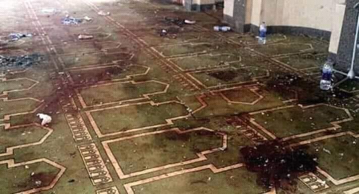 مذبحة الساجدين… أين مسيرة «شارلي إبيدو»؟