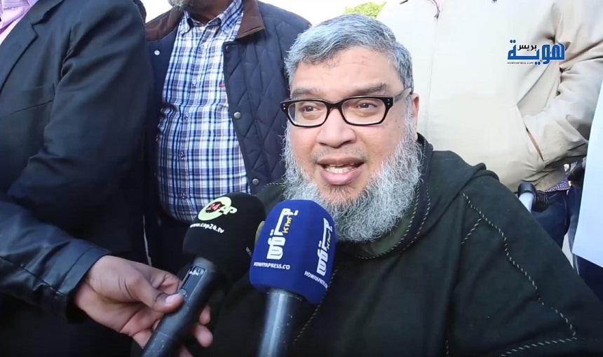 فيديو.. ذ. حماد القباج: جئنا لنستنكر النموذج الإرهابي الوحشي الفظيع الذي قام بمجزرة دموية بنيوزيلندا