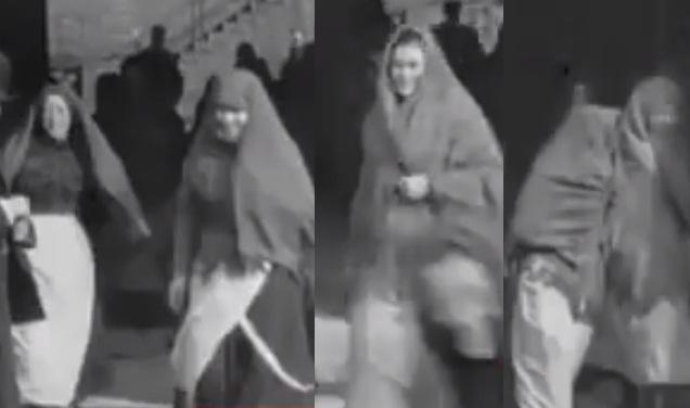 فيديو.. شاهد حجاب نساء إنجلترا سنة 1902م