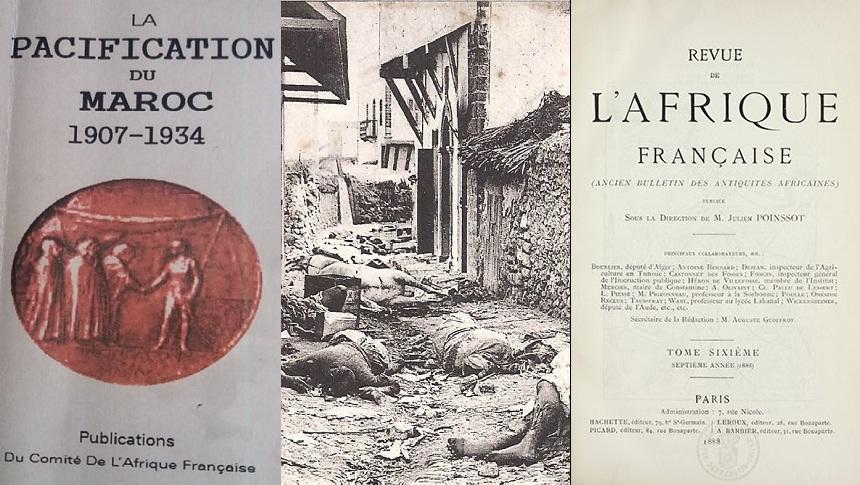 معارك الغزو والتهدئة الفرنسية بالمغرب 1907م-1934م