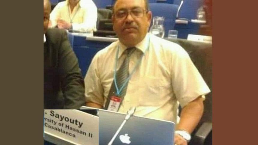 حسن السيوطي عالم الفيزياء النووية المغربي الذي قضى نحبه في تحطم الطائرة الإثيوبية وغفل عنه الإعلام المغربي