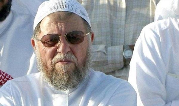 وفاة الشيخ عباسي مدني (مؤسس الجبهة الإسلامية للإنقاذ الجزائرية) بالدوحة