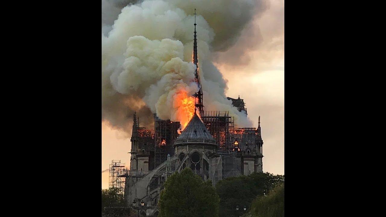 رئيس أساقفة باريس يعلق على مساهمة الملك في بناء الكاتيدرائية