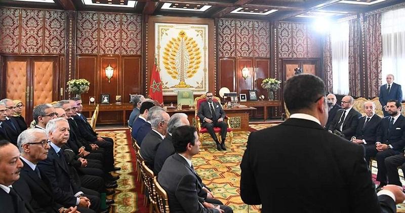 الملك محمد السادس يترأس جلسة تقديم خارطة الطريق المتعلقة بتطوير التكوين المهني