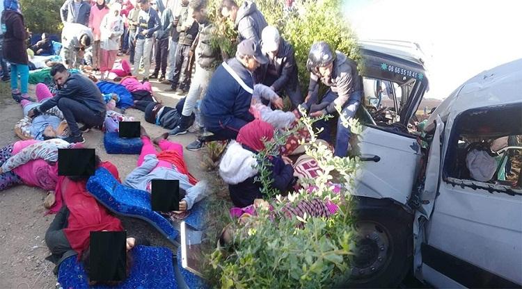 بسبب فاجعة مولاي بوسلهام.. منتدى الزهراء ينبه لما تتعرض له العاملات في الحقول من مس بالكرامة وتهديد للسلامة البدنية