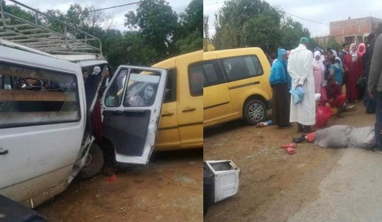 16 قتيلا و1664 جريحا حصيلة حوادث السير بالمناطق الحضرية خلال الأسبوع الماضي
