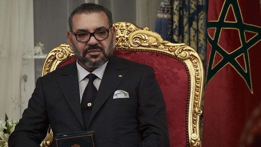 الملك محمد السادس يهنئ كريستالينا جورجييفا بمناسبة تعيينها مديرة عامة لصندوق النقد الدولي