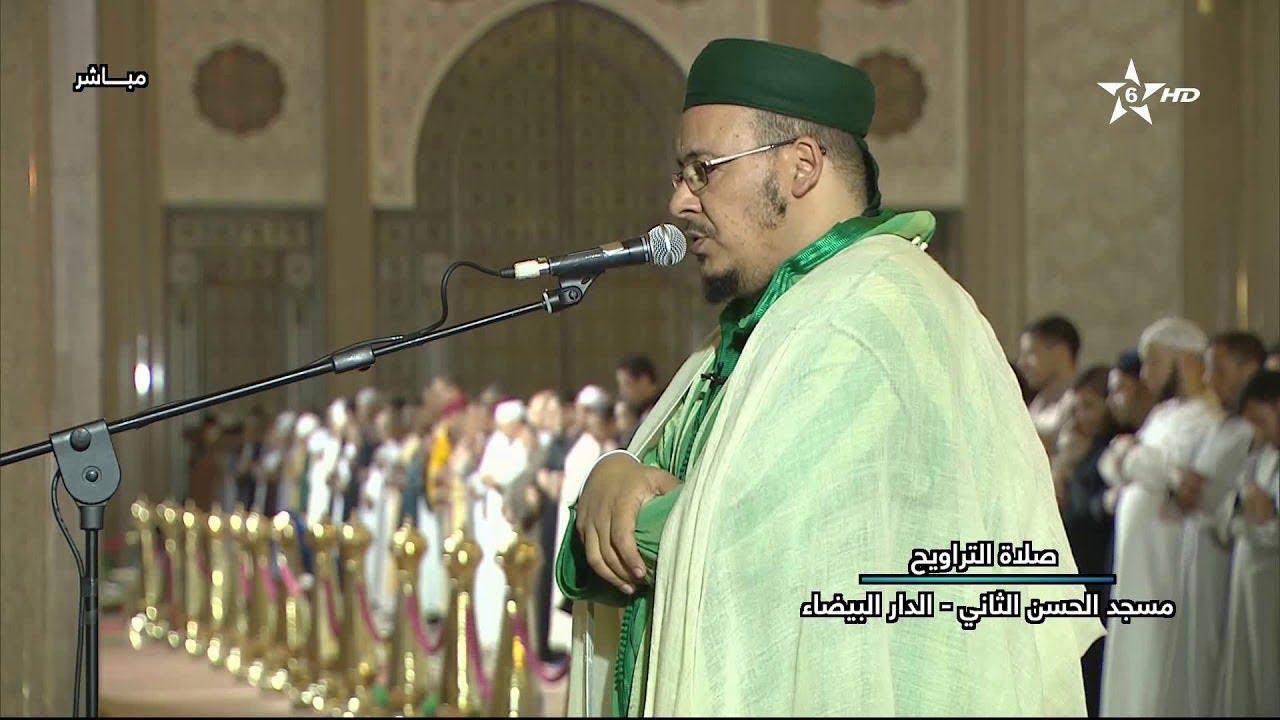 """الأناضول: الإمام """"عمر القزابري"""".. صوت شجي يصدح بأكبر مساجد المغرب"""