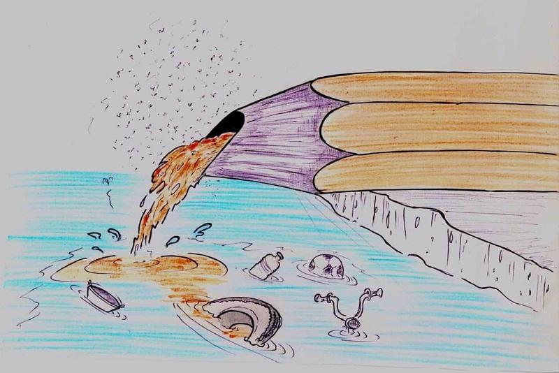 كاريكاتير.. الأقلام المأجورة