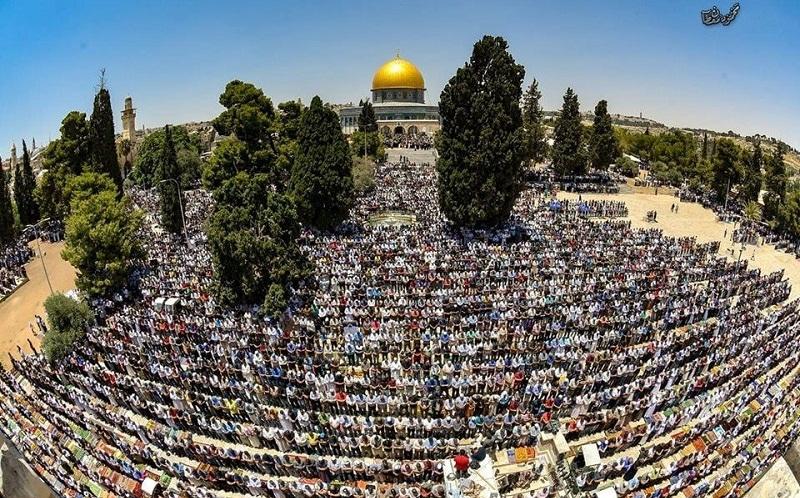 صلاة العيد في القدس لن تكون إلا في المسجد الأقصى (وثيقة)