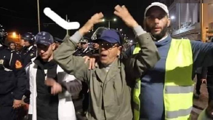 رابطة حقوق الإنسان تطالب بفتح تحقيق مع القوات العمومية لمعرفة المسؤول عن وفاة والد الأستاذة المتعاقدة حجيلي