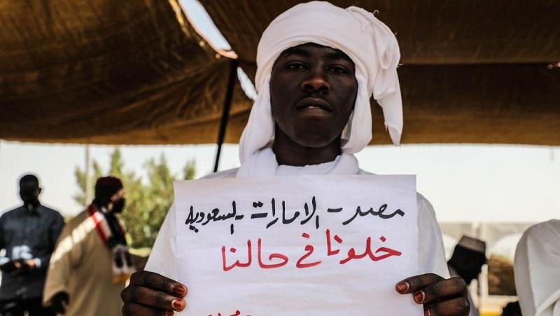 تغريدة لقرقاش تفضح التدخل الإماراتي بشؤون السودان
