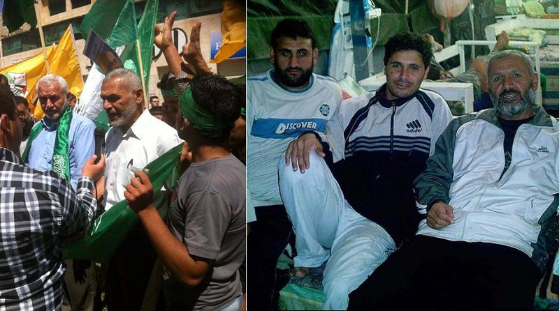 """""""هوية بريس"""" تحاور ابن المناضل الفلسطيني الذي قضى 16 سنة في سجون الاحتلال وتم سجن 7 من أبنائه (صور)"""
