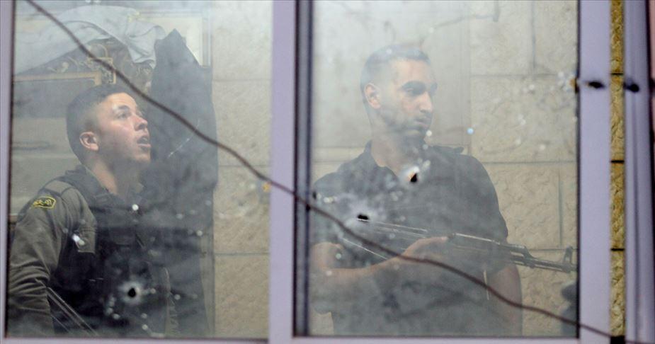 الجيش الإسرائيلي يطلق النار على مقر أمني فلسطيني شمالي الضفة