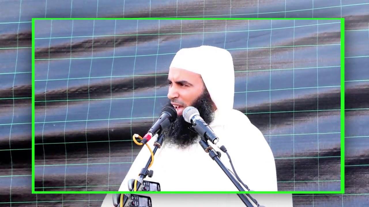 فيديو.. أعظم حدث في التاريخ - الشيخ إبراهيم بقلال