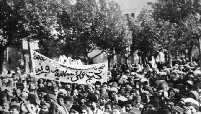 تطور الوطنية المغربية في الوسط البربري 1937م