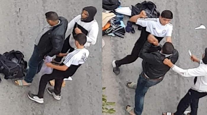 فيديو.. عملية سطو مسلح في واضحة النهار من طرف جانحين بمنطقة ليساسفة الدار البيضاء