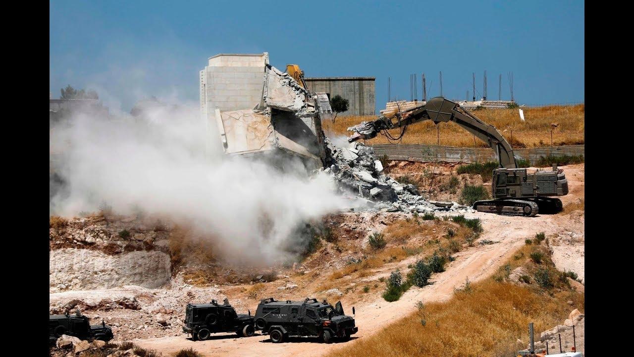 """هدم منازل المقدسيين.. مطالبات بمحاسبة """"إسرائيل"""" ومحاولة إدانة بمجلس الأمن"""