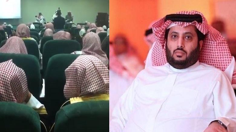 بالفيديو.. مشايخ سعوديون ينصحون آل الشيخ رئيس هيئة الترفيه ويحذرونه من انتشار التعري والاختلاط والتحرش وحفلات المجون