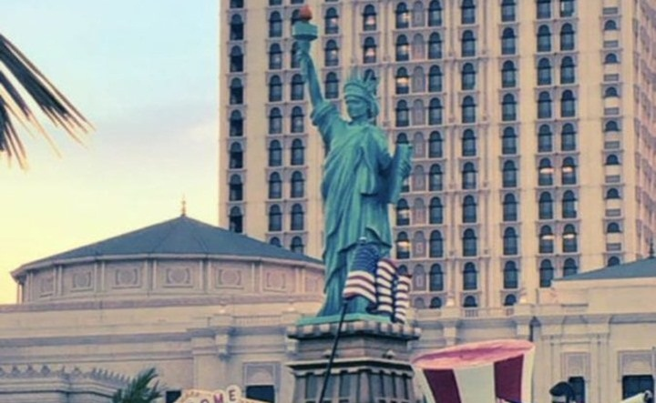 تمثال الحرية في جدة.. والنظام العالمي الباطني القديم الجديد!!
