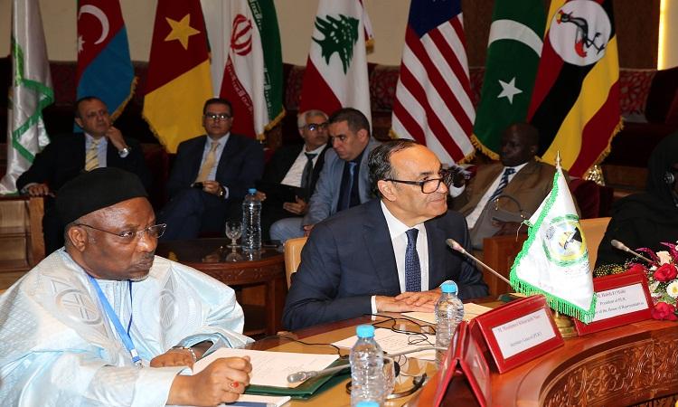 انطلاق الاجتماع الثالث للجنة اتحاد البرلمانات الإسلامية بالرباط