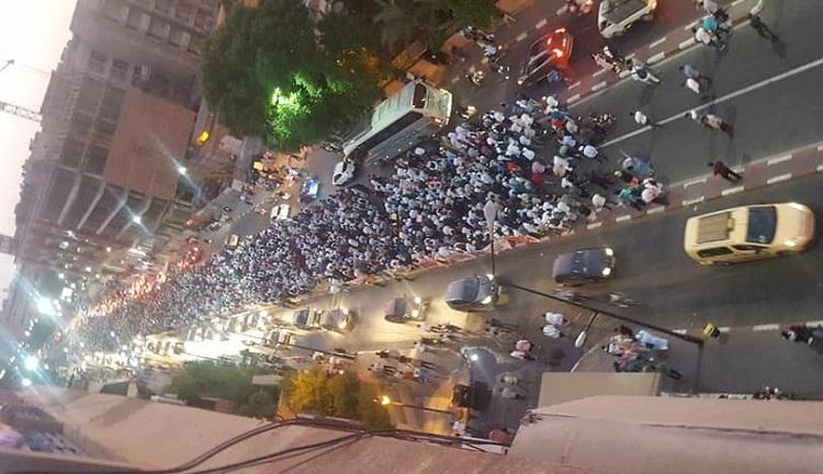 فيديو.. مسيرة حاشدة للأساتذة المتعاقدين في مراكش