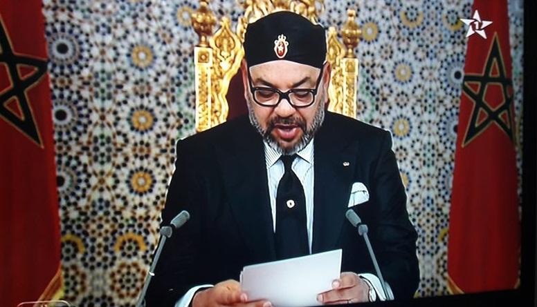 برقية ولاء وإخلاص مرفوعة إلى الملك محمد السادس من رئيس مجلس المستشارين