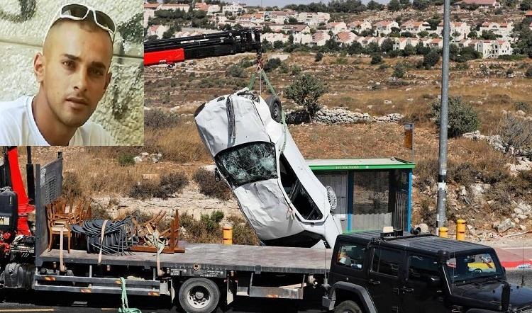 بالفيديو.. إصابة مستوطنين اثنين في عملية دهس جنوبي الضفة الغربية