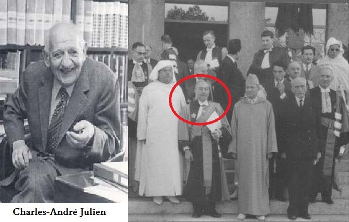مناقشة مذبحة الدار البيضاء سنة 1953 في مركز المثقفين الكاثوليكيين بباريس