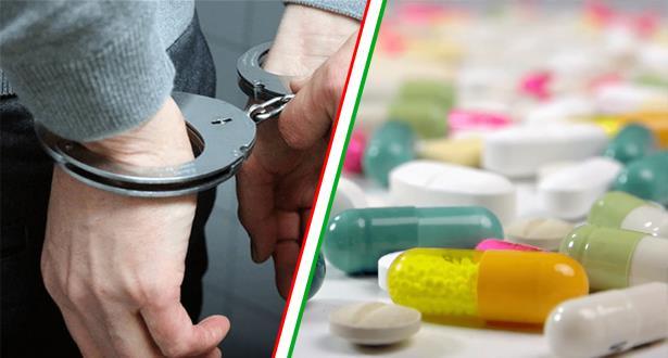 سرقة أدوية وعقاقير طبية من مستشفى بآزرو تقود شابا إلى قبضة الأمن