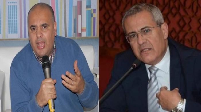 """التليدي: """"لعنة الله على التضامن الحكومي"""".. بسبب عدم رد أي وزير بيجيدي على تصريحات بنعبد القادر المسيئة للعربية"""