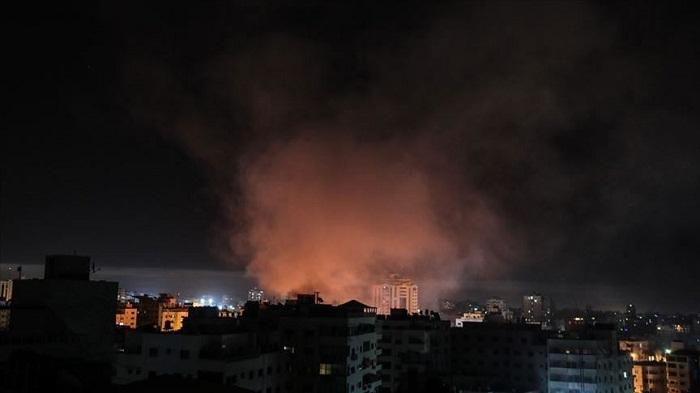 داخلية غزة: استشهاد عنصرين من الشرطة جراء انفجار غرب المدينة