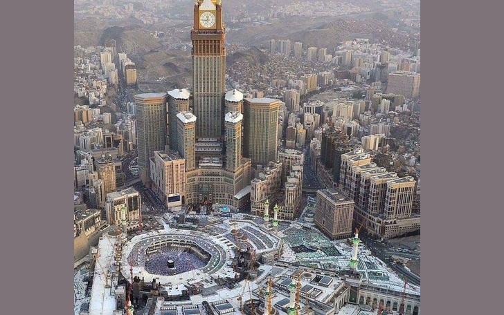 مكة، المدينة.. والحج..