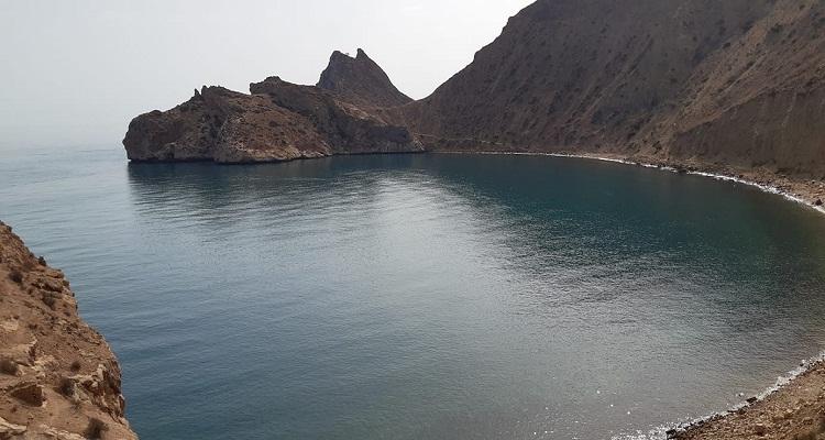 فيديو.. مشهد بانورامي لشاطئ مرسدار بالجبهة شمال المغرب