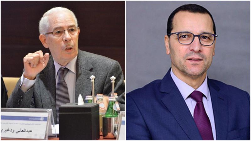 """الوزير الصمدي يرد على د.الودغيري.. والأخير يعلق على الرد بخصوص """"القانون الإطار"""" و""""فرنسة التعليم"""""""