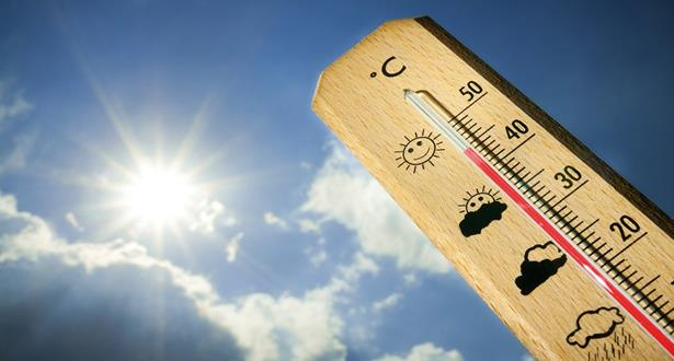 درجات الحرارة الدنيا والعليا المرتقبة يوم الاربعاء