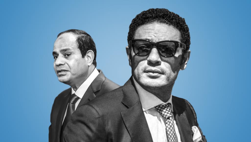 محمد علي يطالب وزير الدفاع بعزل السيسي أو اعتقاله