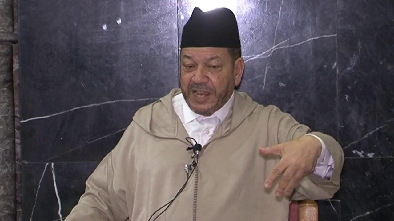 """فيديو.. الشيخ بنحمزة يرد على طلب برلمانية بنسبة """"أبناء العلاقات غير الشرعية"""" إلى """"آبائهم البيولوجيين"""""""