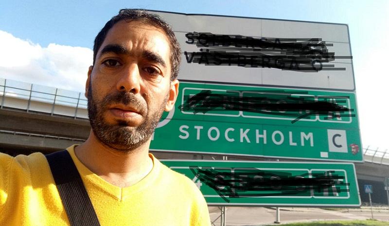 الصحافي مصطفى الحسناوي يغادر المغرب ويطلب اللجوء من السويد ويرفض استغلال قضيته لتصفية الحسابات