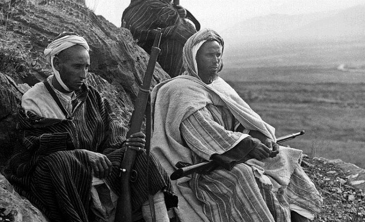 البربر المغاربة وتهدئة الأطلس المركزي 1912-1933م (ج6)